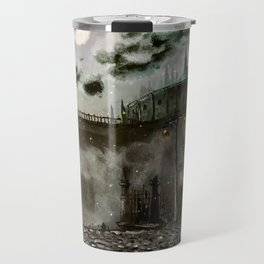 City of Yharnam Travel Mug