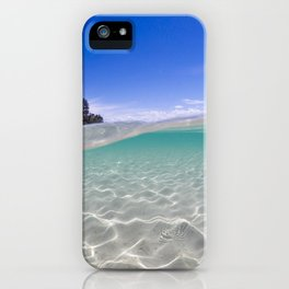 Clear Days. iPhone Case
