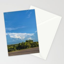 Thunderheads, McLean County, North Dakota Stationery Cards