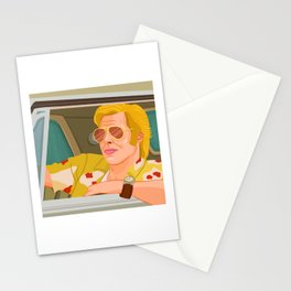 Once Upon A Time in Hollywood Cliff Booth Stationery Cards