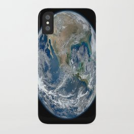 The Blue Marble iPhone Case