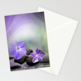 evergreen blossoms -1- Stationery Cards