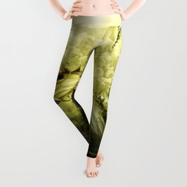 """Catch (Forest)"" Leggings"