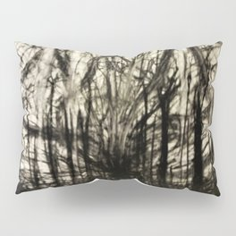 Lost in a Chaos Forest Pillow Sham