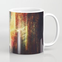 A Line In The Fire Coffee Mug