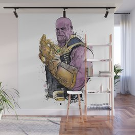 The Mad Titan Wall Mural