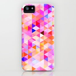 Abstract Pattern XI iPhone Case