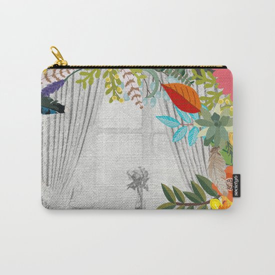 Flowers bouquet #14 Carry-All Pouch