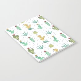 Cactus SERIE - CACTI LOVE Notebook