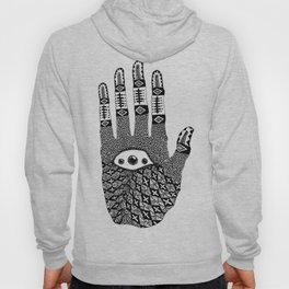 Hand Eye Coordination Hoody