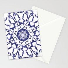 Abstract Mandala Stationery Cards