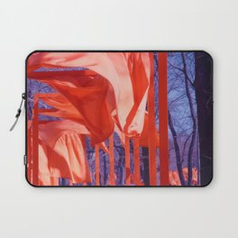 Gates Blowing In The Wind No. 1 Laptop Sleeve