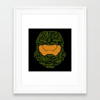 infinity Framed Art Prints featuring Infinity by Ashley Hay