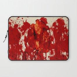 Blood Heart Laptop Sleeve