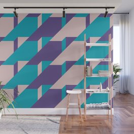Abstract Glow #society6 #glow #pattern Wall Mural