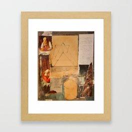 Paralipomenon 1 Framed Art Print
