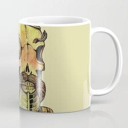 Caveira Rei dos Mares Coffee Mug