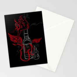 Debauche Stationery Cards
