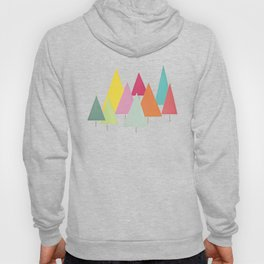 Fir Trees Hoody