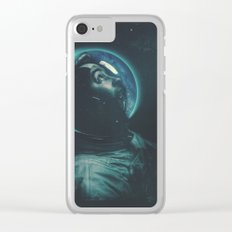 Project Apollo - 10 Clear iPhone Case