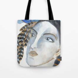 The Goddess of the Four Directions Tote Bag