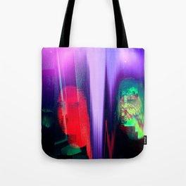 Mermaid Tag Tote Bag