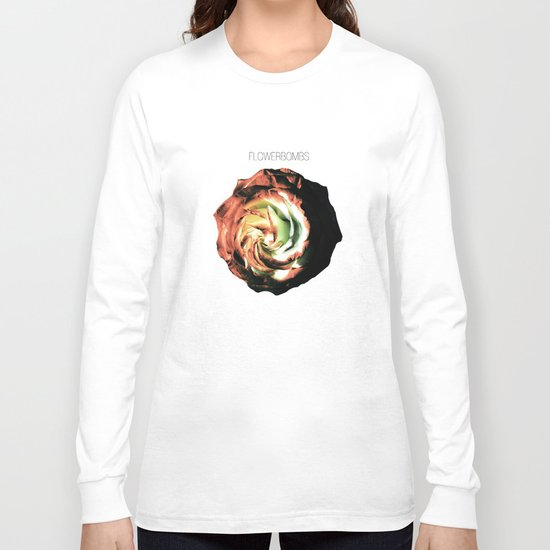 Flowerbombs Long Sleeve T-shirt