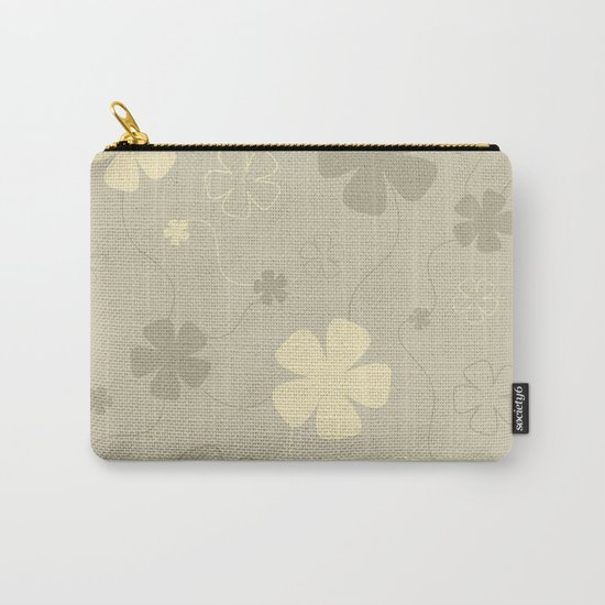 Flower fantasy light Carry-All Pouch
