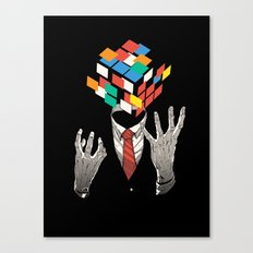Mind Game Canvas Print