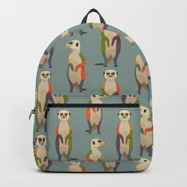 Meerkats Backpack