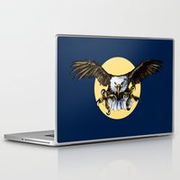 eagle Laptop & iPad Skins featuring Eagle by Anna Shell