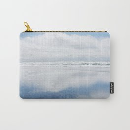 Two Blue Skies Carry-All Pouch
