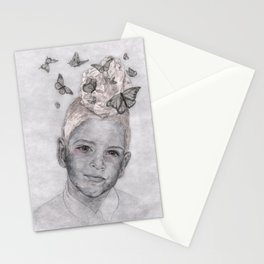 Keepers of the Swarm : Butterflies - Katrina Niswander Stationery Cards