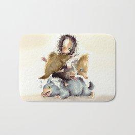 Niffler babies Bath Mat