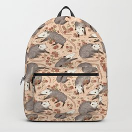 Opossum and Roses Backpack