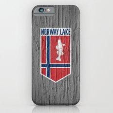 NORWAY LAKE / Sunburg / 2,327 acres iPhone 6s Slim Case
