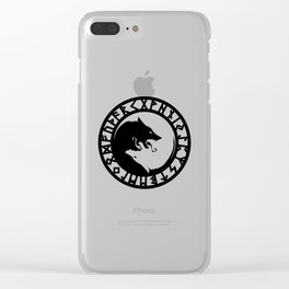 Fenrir Clear iPhone Case
