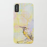 birdy iPhone & iPod Cases featuring Birdy by Nett Designs