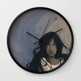 Weightless Wall Clock