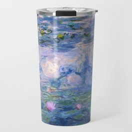 Claude Monet - Water lilies Travel Mug