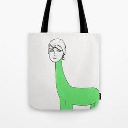 GenevaSaurous Tote Bag