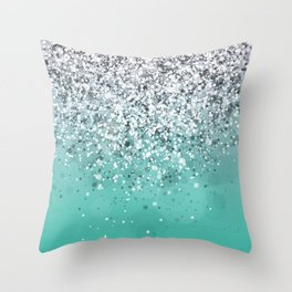 Spark Variations I Throw Pillow
