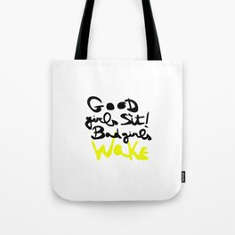 Quote Wakeboard 1 Tote Bag