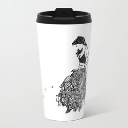 Au Naturale  Travel Mug