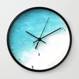 people of the sea Wall Clock