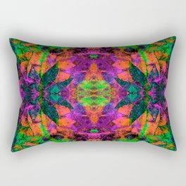 Nausea 1969 II (Ultraviolet) Rectangular Pillow