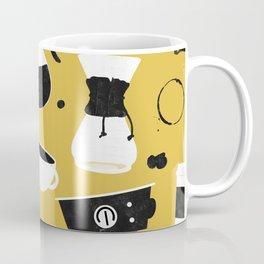 Do you even coffee? (mustard) Coffee Mug