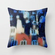 Morningtown Throw Pillow