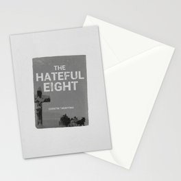 Hateful Eight | Quentin Tarantino Stationery Cards
