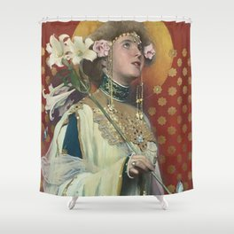Gottlieb-Theodor von Hartenkampf Kempf Shower Curtain
